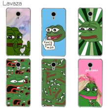 Lavaza Yuri On Ice The Frog Meme Pepe PUBG Cartoon Watermelon Case for Meizu M6 M5S Pro 7 M5 M5C M3 U10 Note Plus