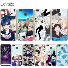 Lavaza Yuri On Ice Case for Xiaomi Redmi Note Mi 3 3S 4X 4 4A A1 A2 5 5A 5S 5X 6 MI5 MI6 Pro Plus