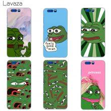 Lavaza Yuri On Ice The Frog Meme Pepe PUBG Cartoon Watermelon Case for Huawei Honor Y6 10 9 8 7x 6a 6c Lite Pro 2017