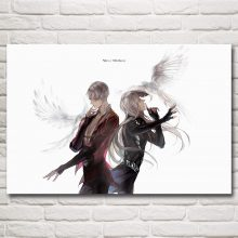 Yuri on Ice Anime Movie Art Silk Fabric Poster Print Wall Home Decor