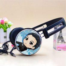 ICE Katsuki Plisetsky Victor Nikiforov Anime Headphone Adjustable Gaming Headset